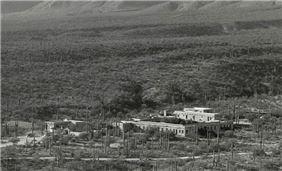 Hacienda Del Sol Guest Ranch Resort in the 1930's