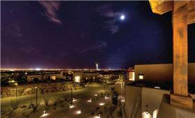 Night Sky Views at Hacienda Del Sol Guest Ranch Resort