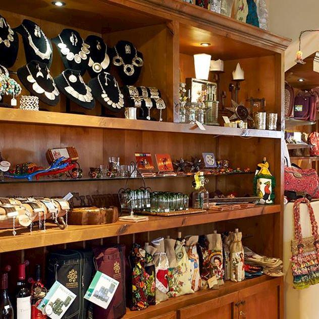 Gift Shop at Hacienda Del Sol Guest Ranch Resort, Tucson