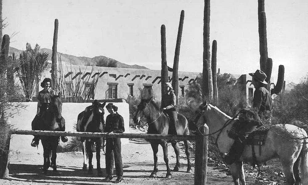 History-3 of Hacienda del Sol Guest Ranch Resort, Tucson