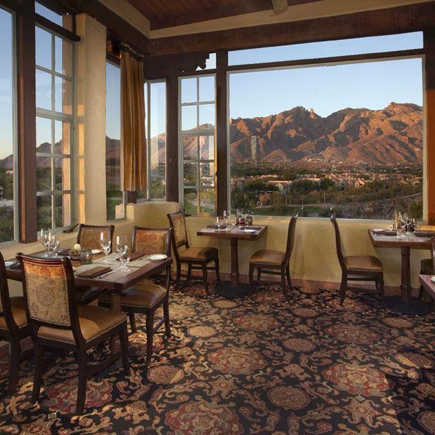 Dining Intro of Hacienda Del Sol Guest Ranch Resort, Tucson