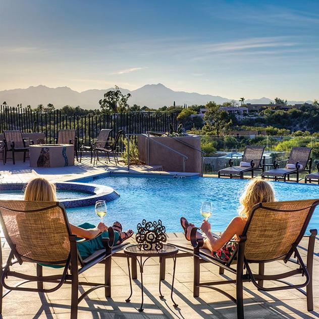 Intro of Amenties at Hacienda Del Sol Guest Ranch Resort, Tucson