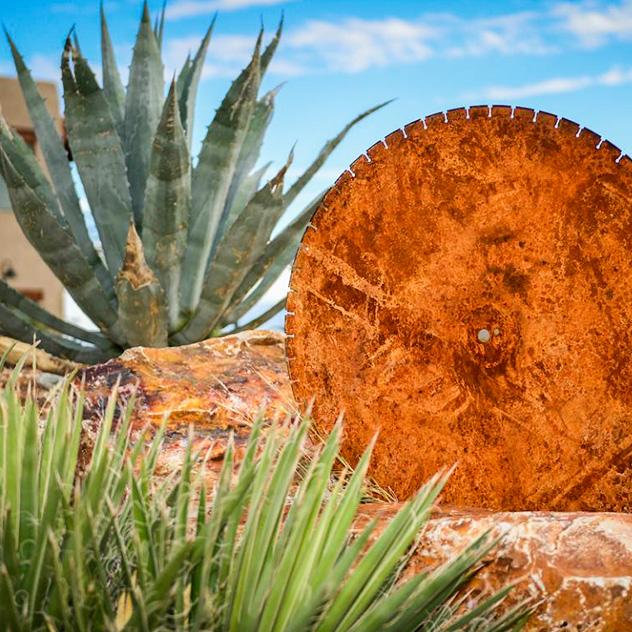Intro of Art and Sculptures at Hacienda Del Sol Guest Ranch Resort, Tucson