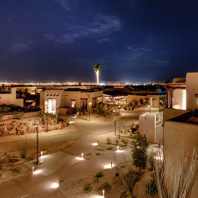 Intro of Look Forward To Summer at Hacienda Del Sol Guest Ranch Resort, Tucson