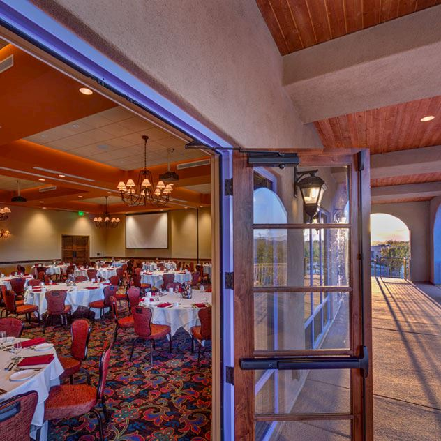 Intro of Meeting at Hacienda Del Sol Guest Ranch Resort, Tucson