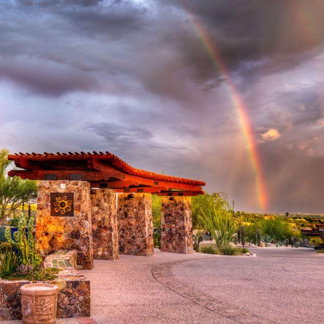 Intro of Specials at Hacienda Del Sol Guest Ranch Resort, Tucson