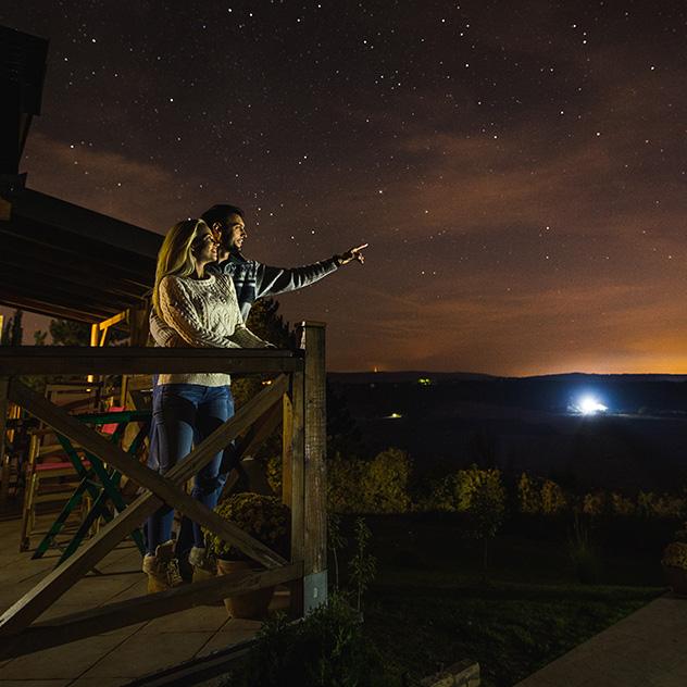 Intro of One Night in Summer at Hacienda Del Sol Guest Ranch Resort, Tucson