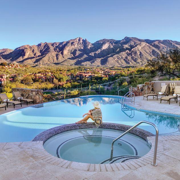 Intro of Staycation at Hacienda Del Sol Guest Ranch Resort, Tucson