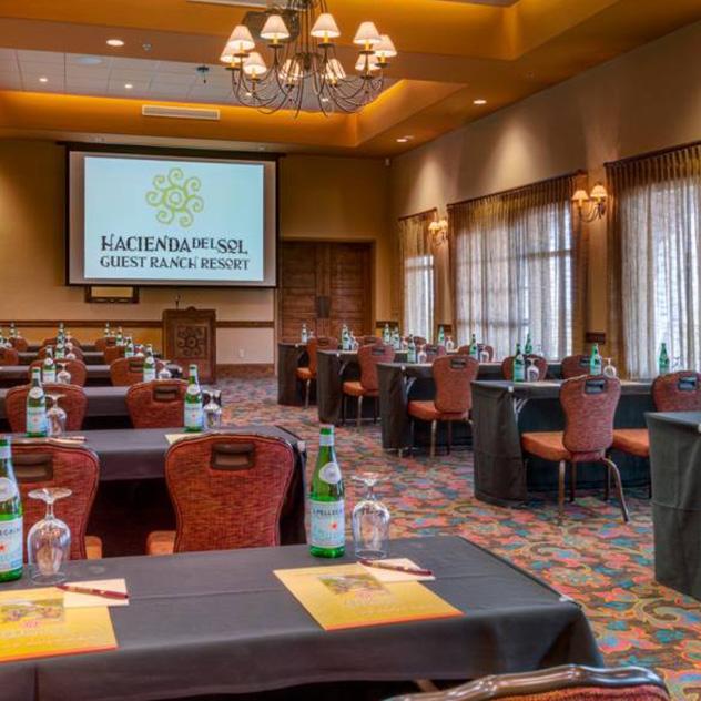 Meeting Venues at Hacienda Del Sol Guest Ranch Resort, Tucson