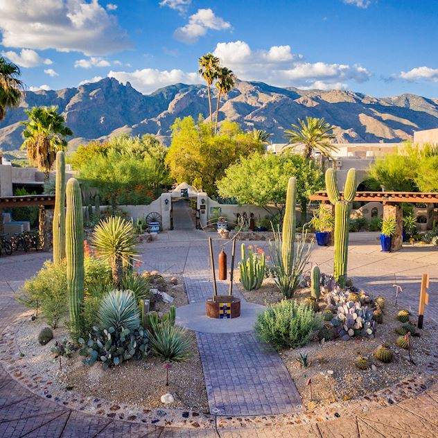 Staycation Package at Hacienda Del Sol Guest Ranch Resort, Tucson