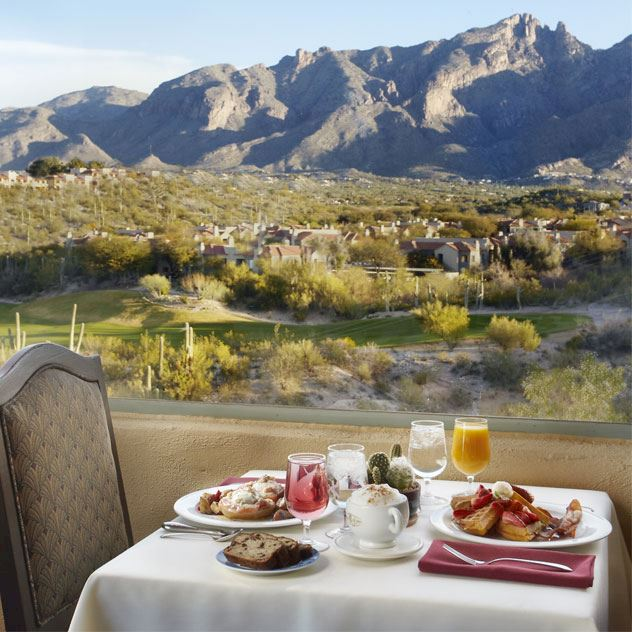 Award Winning at Hacienda Del Sol Guest Ranch Resort, Tucson